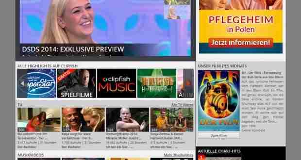 Clipfish.de – Das etwas andere Videoportal