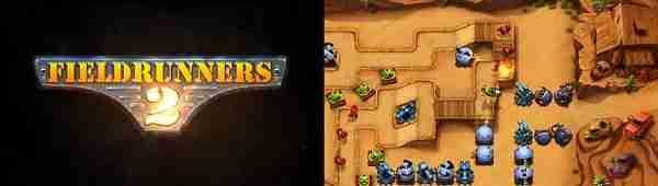 Die Fieldrunners 2 App – Tipps und Tricks