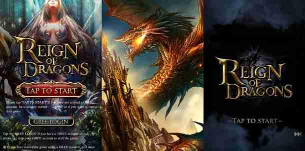 Die Reign of Dragons App – Auf den Spuren des Drachenkönigs
