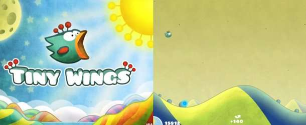 Die Tiny Wings App – Tipps und Tricks