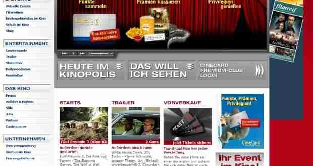 Kinopolis: Programmkino-Flair und Hollywood-Charme