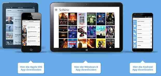 Die Netzkino.de App