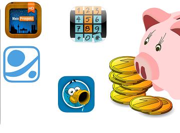 Apple: Spar Apps fürs iPhone