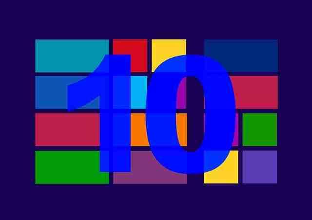 Ändern Sie den Desktop-Hintergrund bei Windows 10!