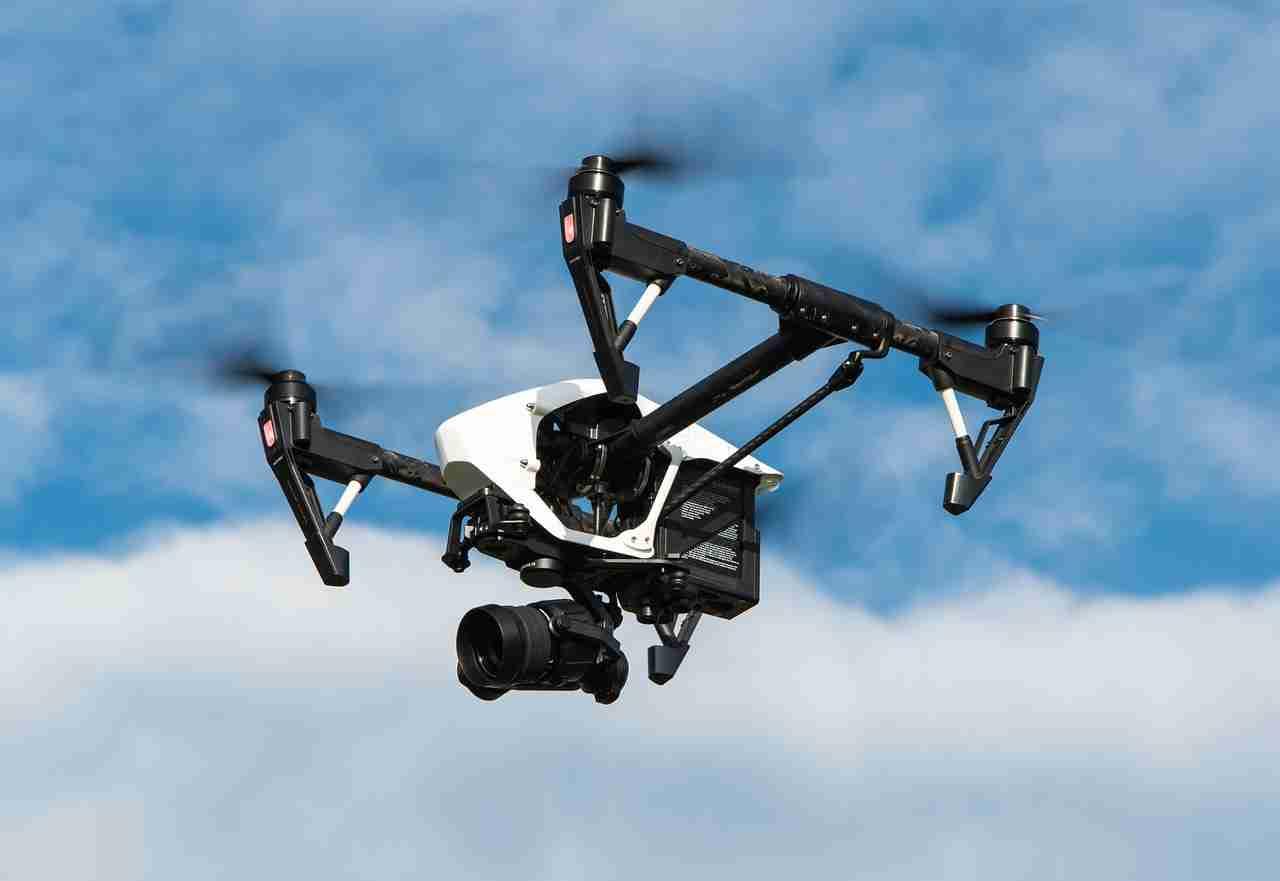 Drohne mieten