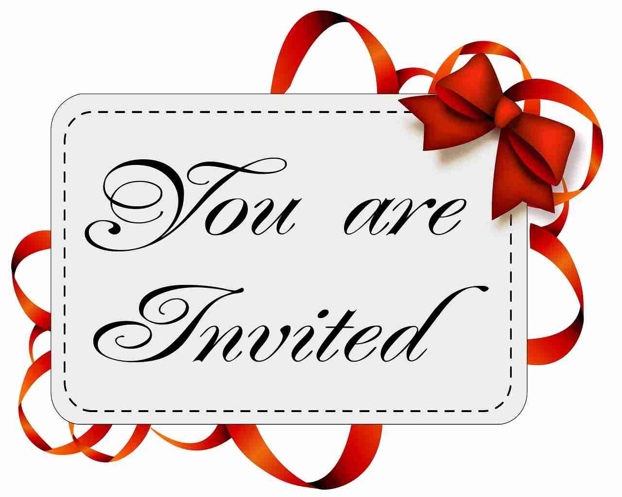 Einladungskarte selbst machen