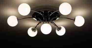 Lampenkabel verstecken Anleitung