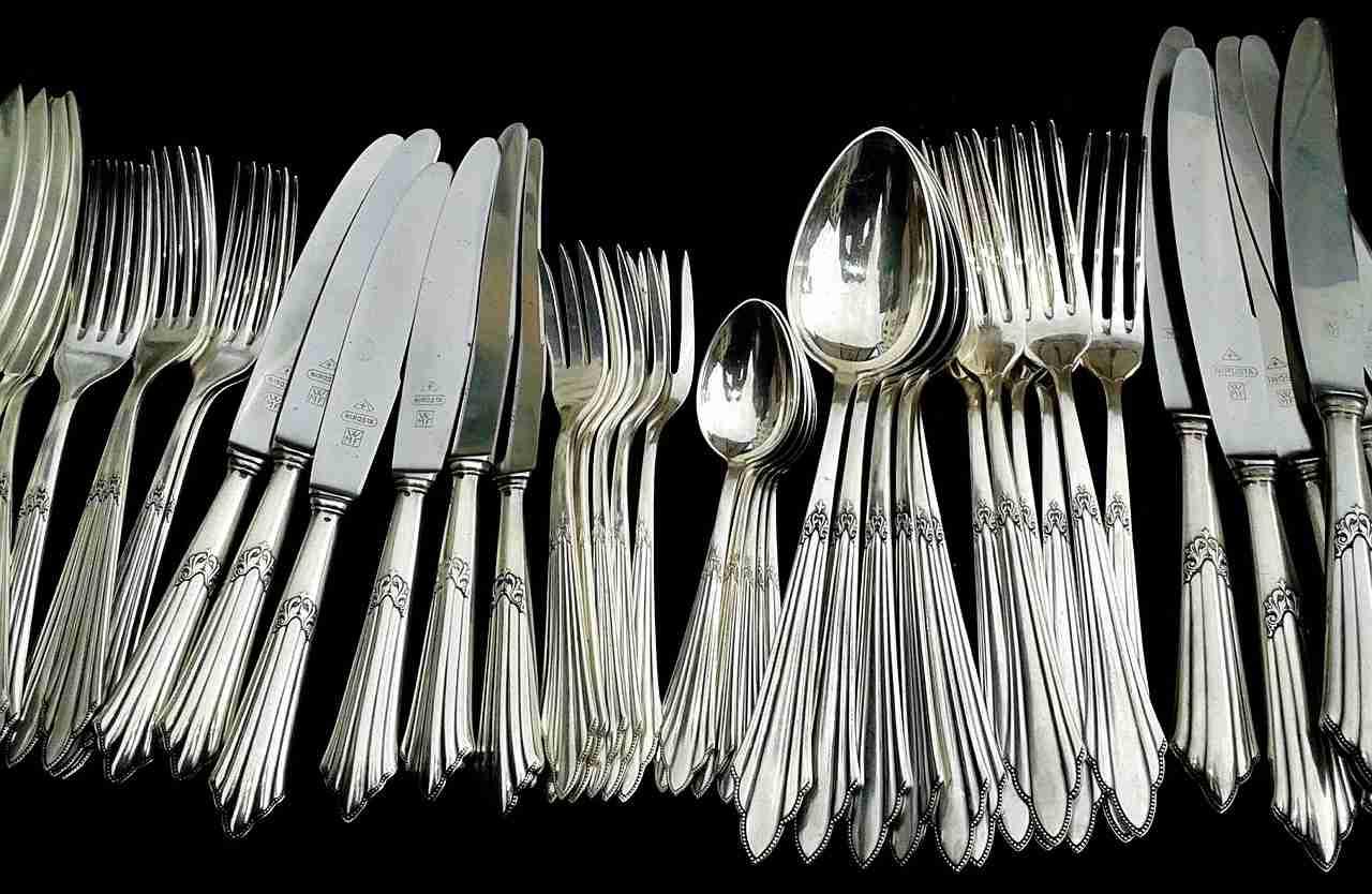 Silber reinigen