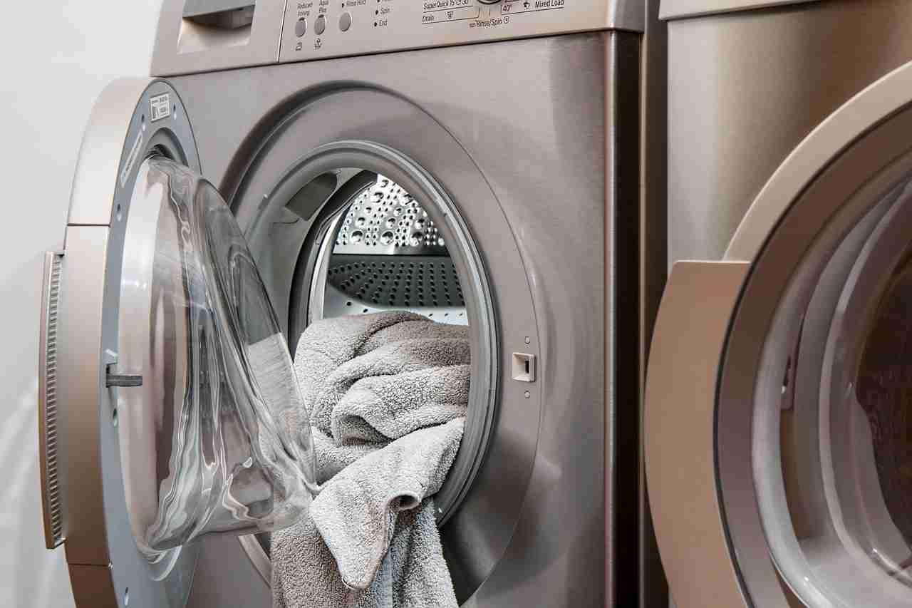Waschmaschine reinigen Anleitung