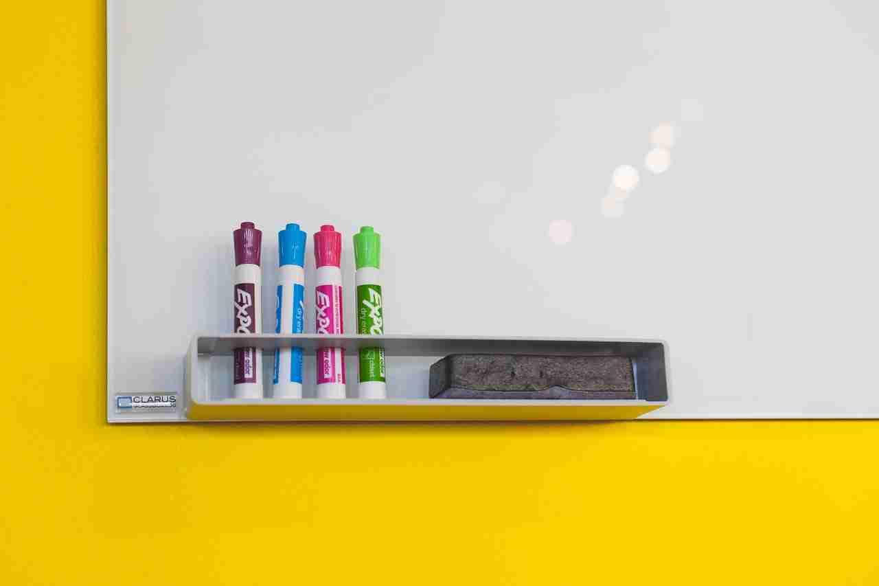 Whiteboard selber herstellen