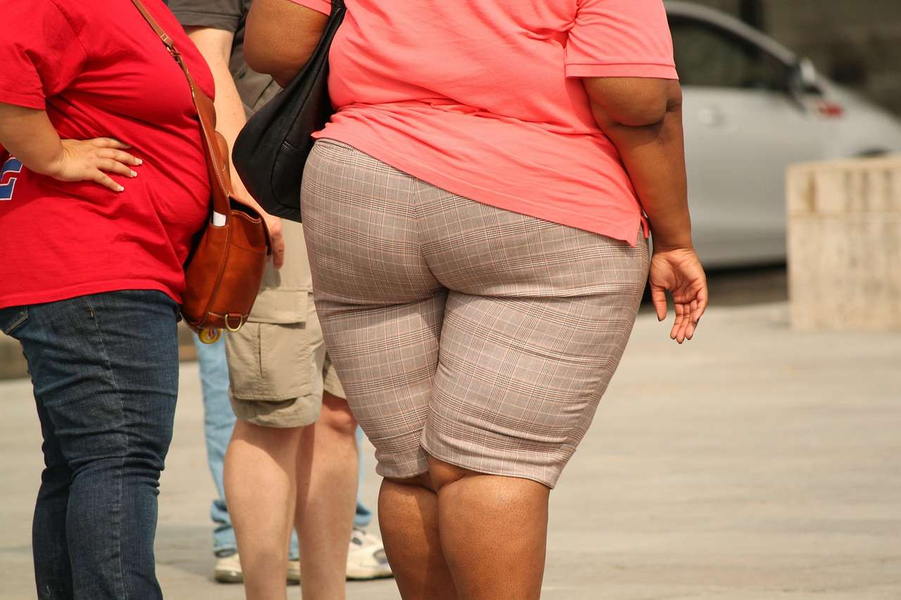 Adipositas Übergewicht