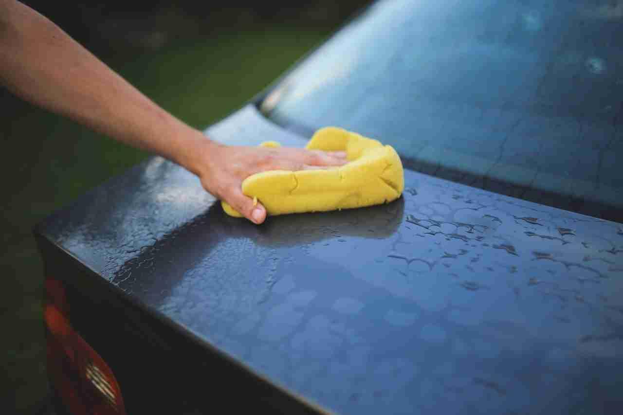 Auto waschen Tipps