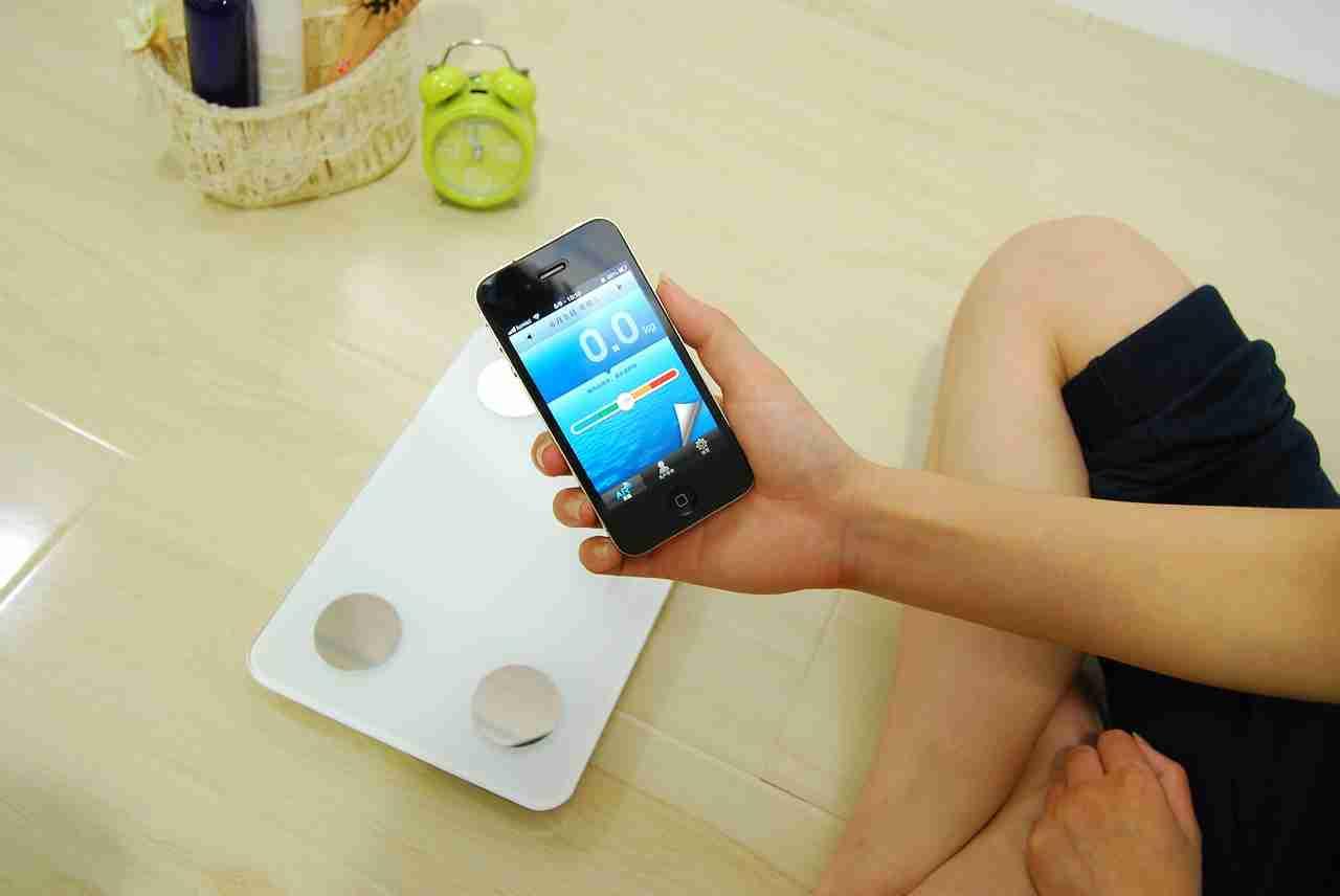 Bluetooth Waage Funktionen