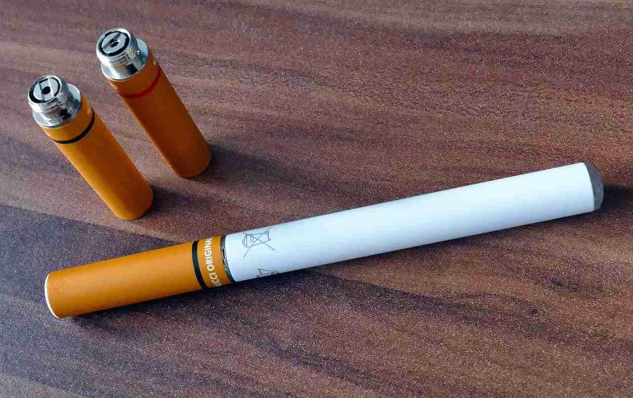 E-Zigarette Tabak schädlich