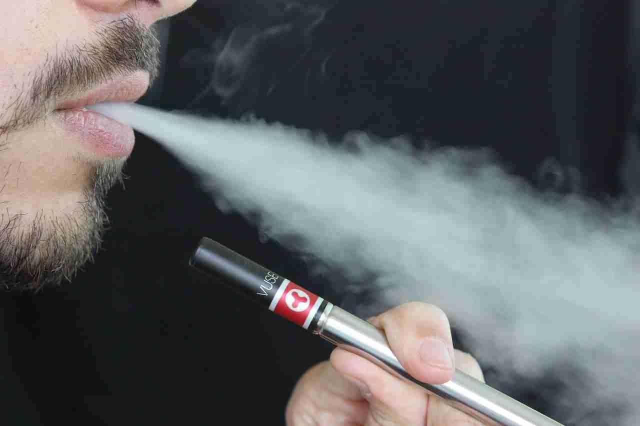 E-Zigarette mit oder ohne Nikotin