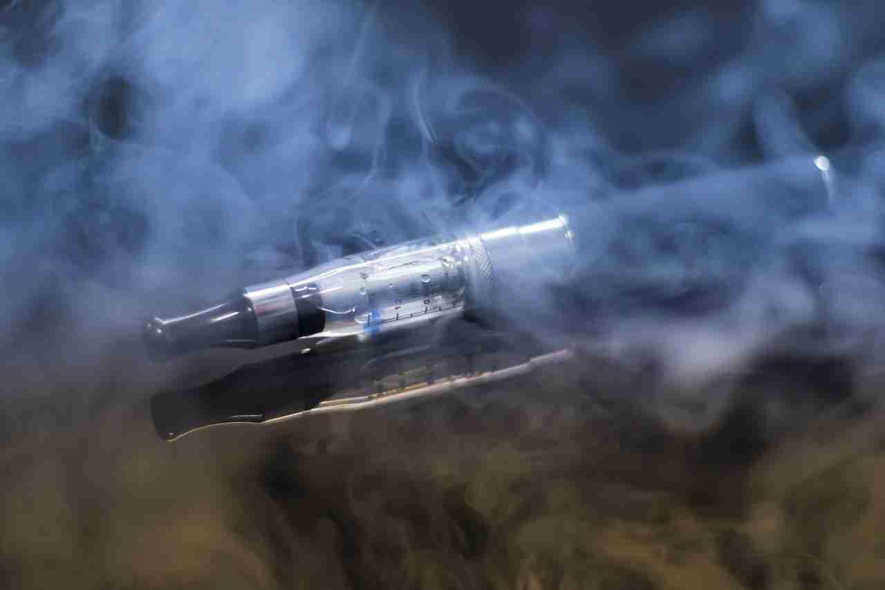 E-Zigarette reinigen