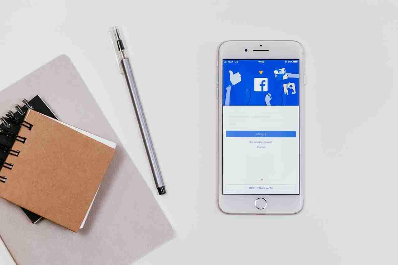 Facebook Daten anfordern
