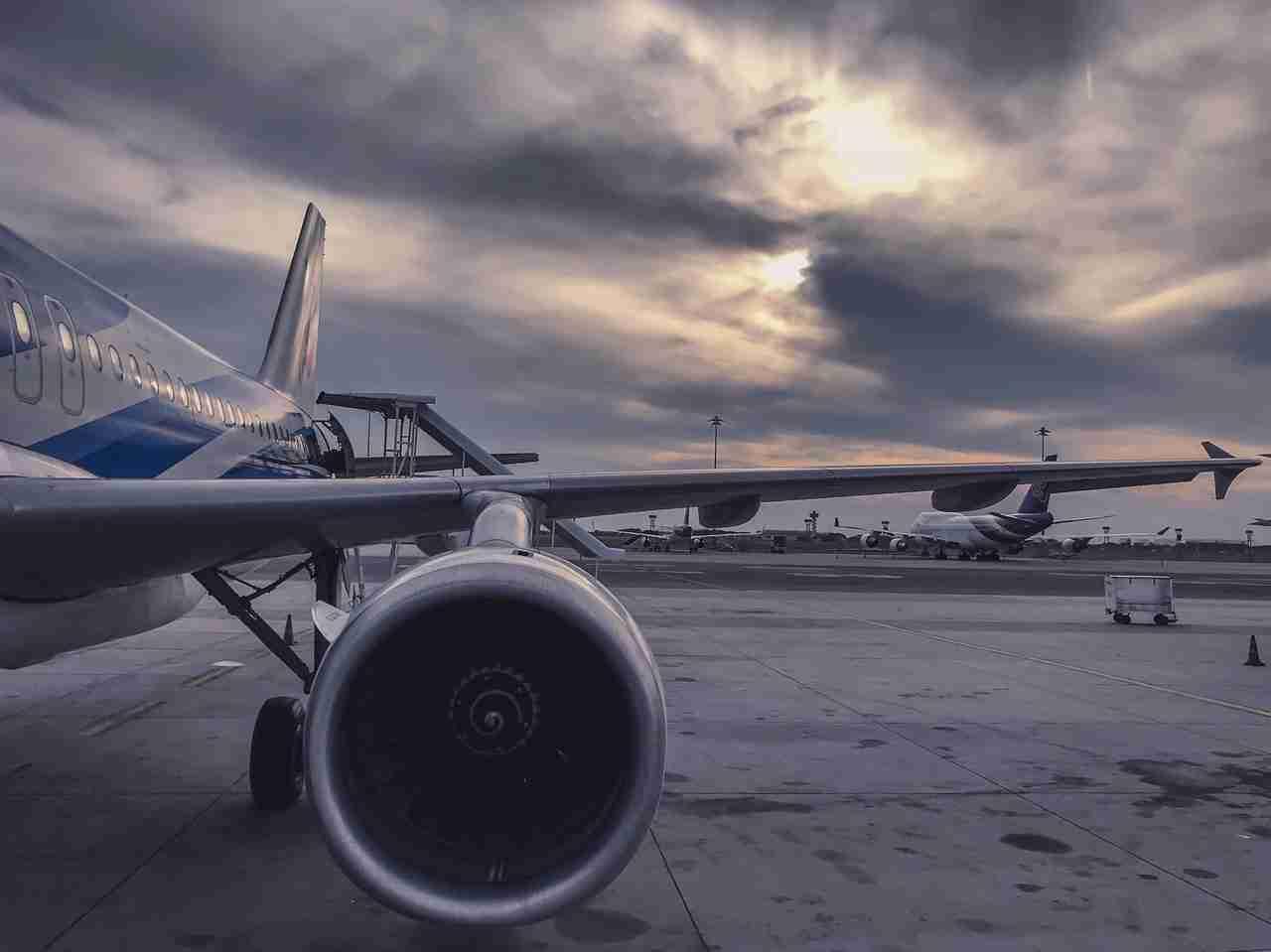 Flug stornieren bei KLM