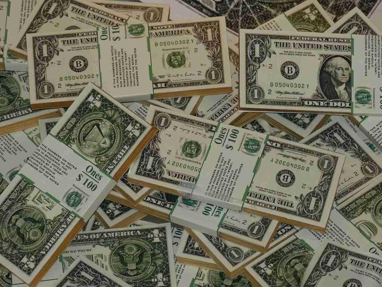 Geld Geschichte