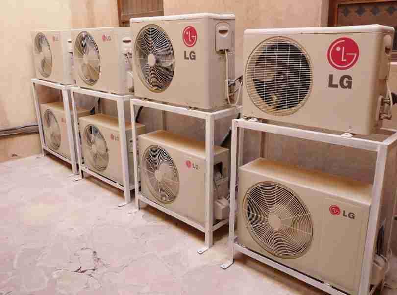 Klimaanlage Kühlgerät Funktion