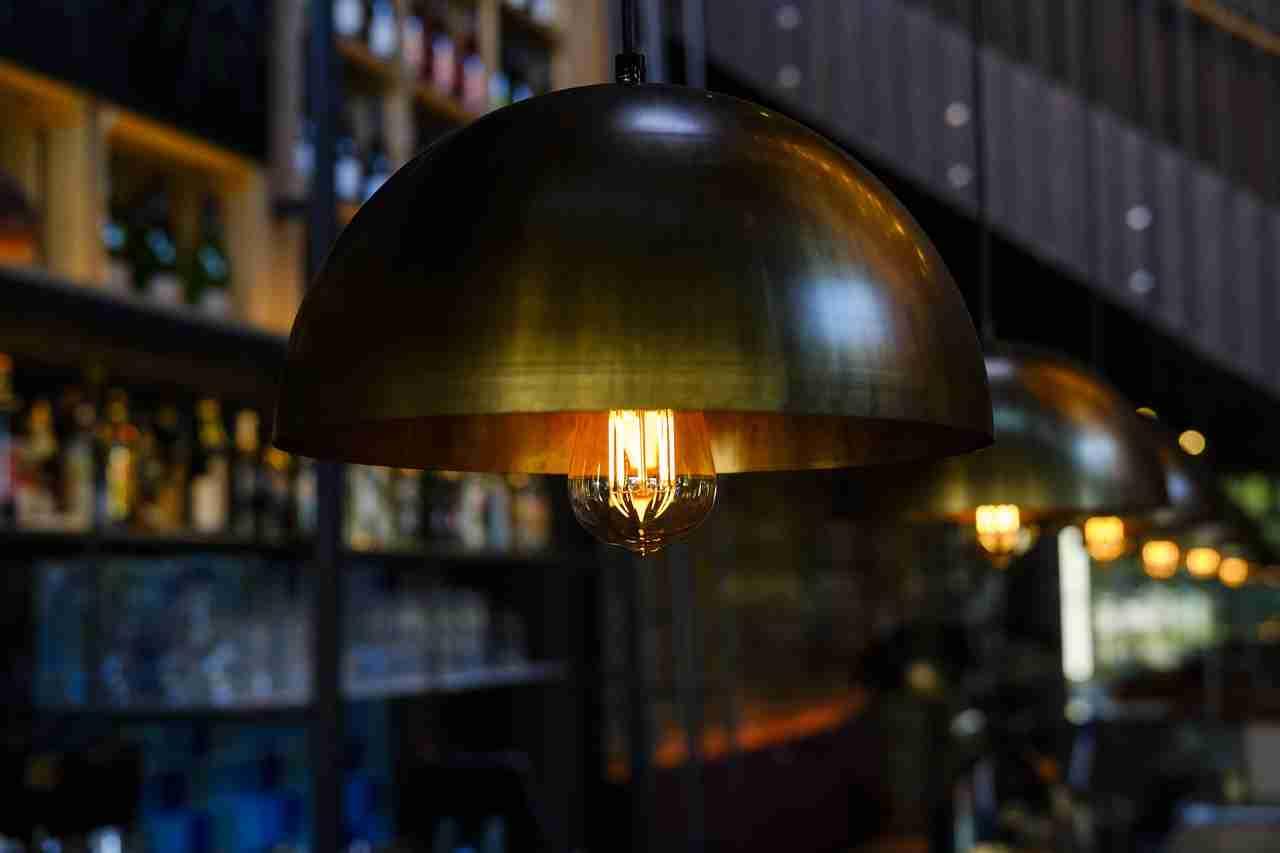 LED Lampe anschließen