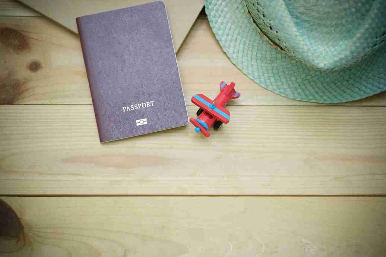 Passbilder Reisepass