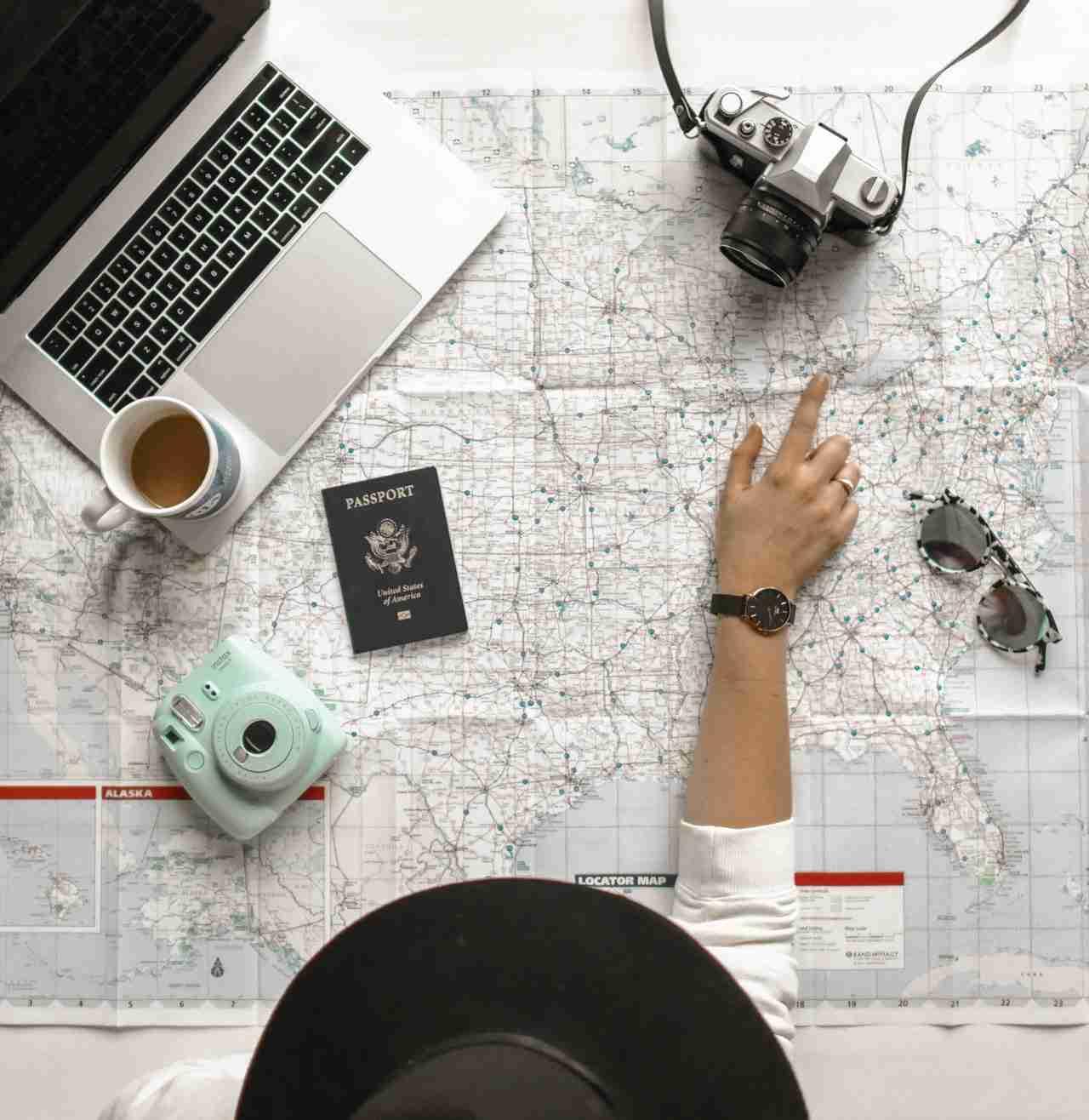 Reisepass beantragen Amt
