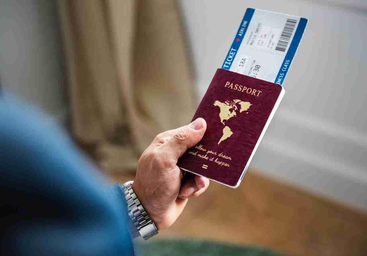 Reisepas vorläufig beantragen