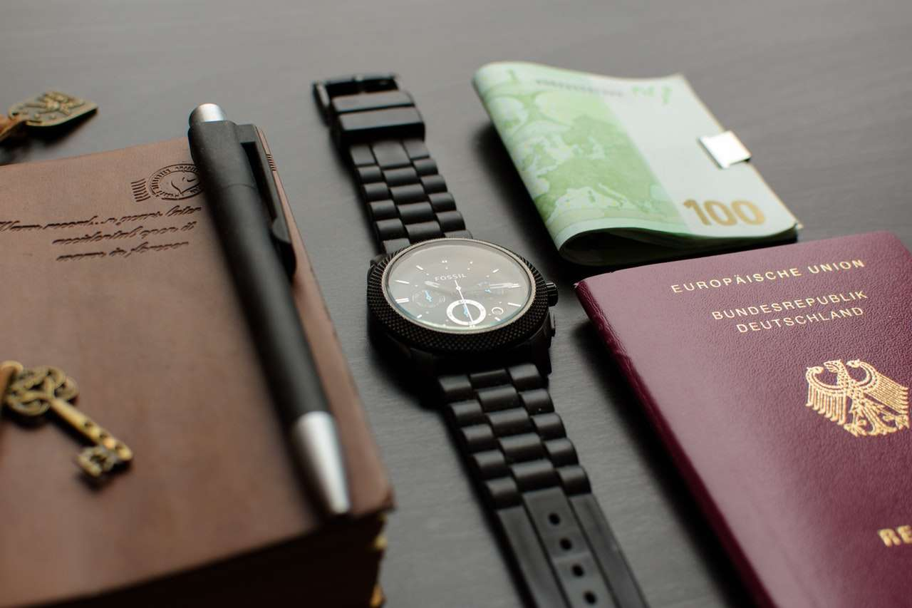 Reisepass erneuern
