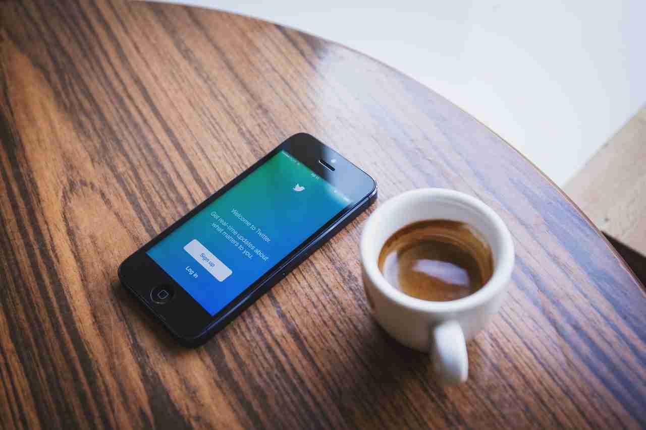 Twitter abmelden