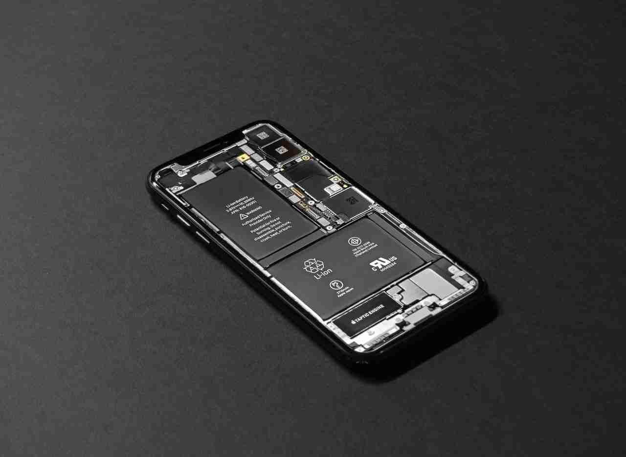 Akku wechseln Huawei