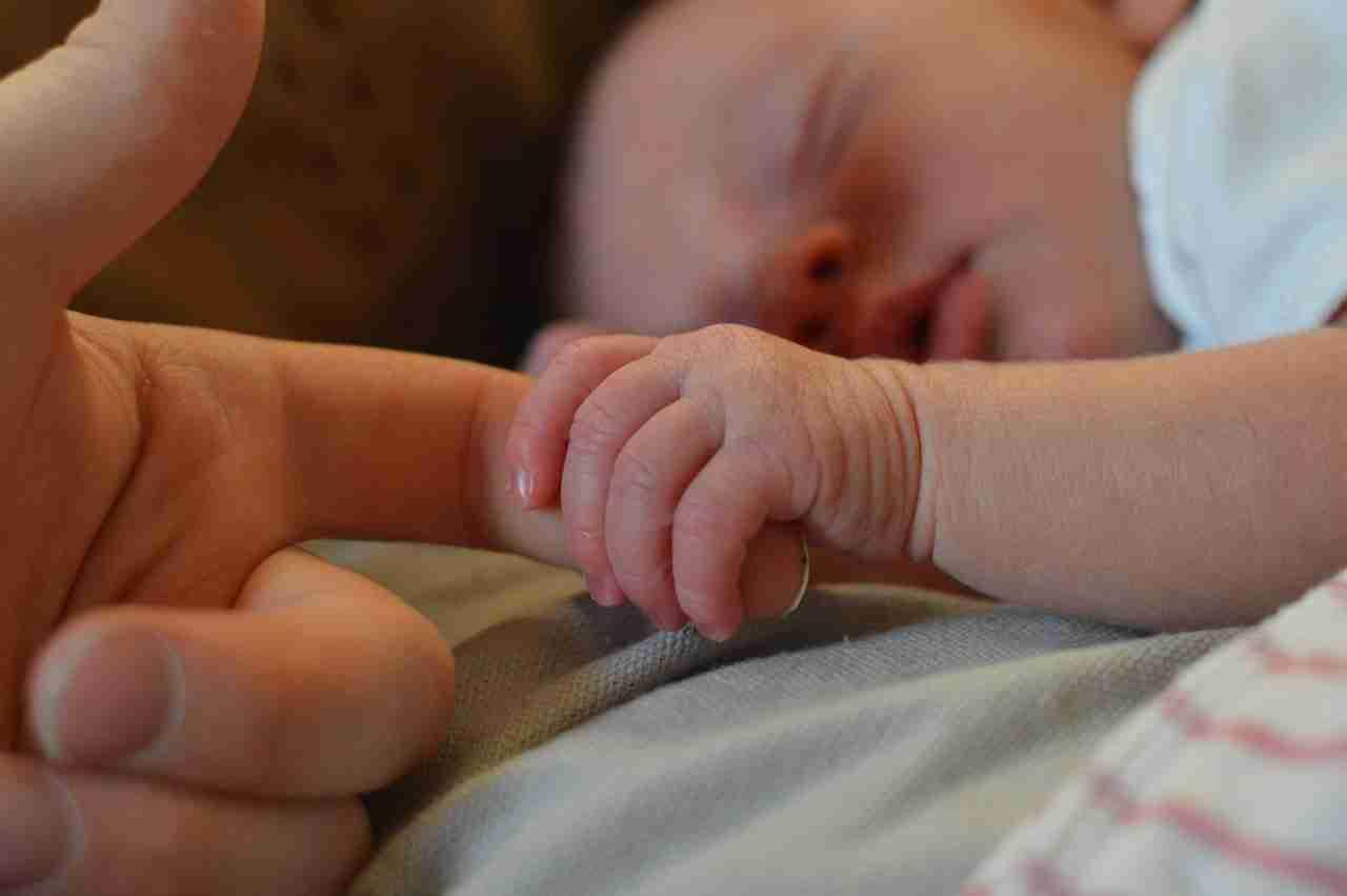 Babys handystrahlung