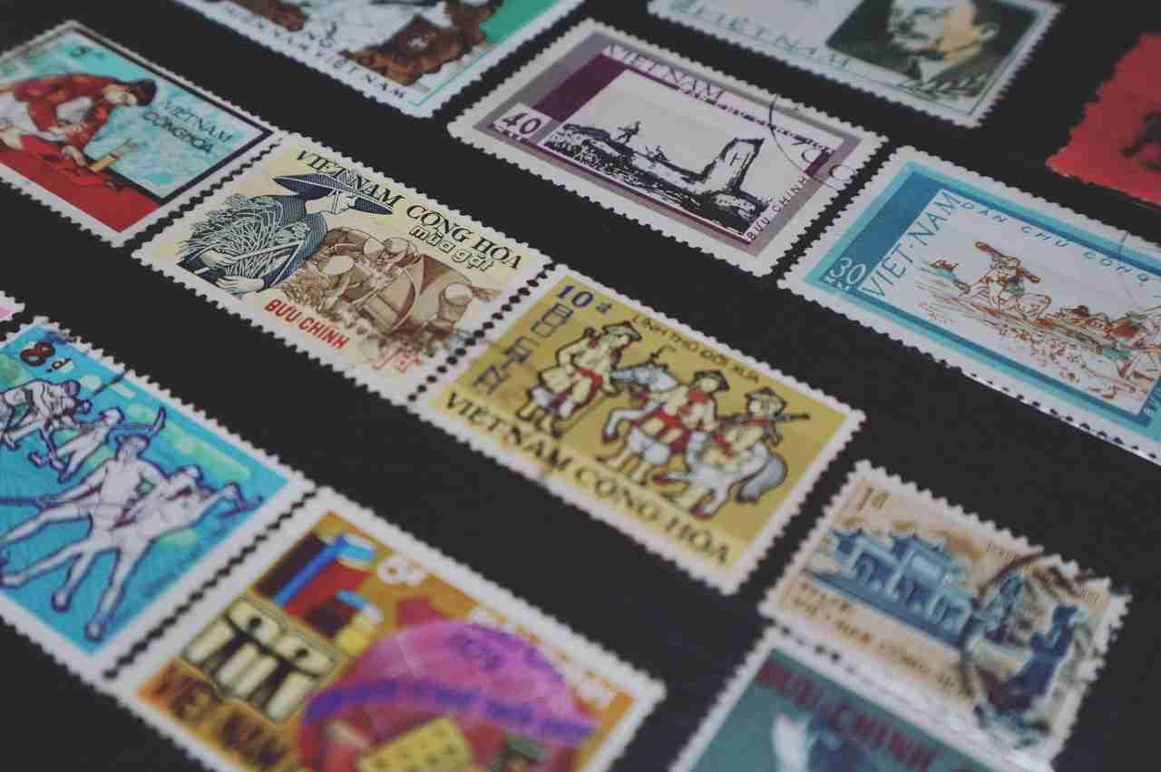 Briefmarke online kaufen