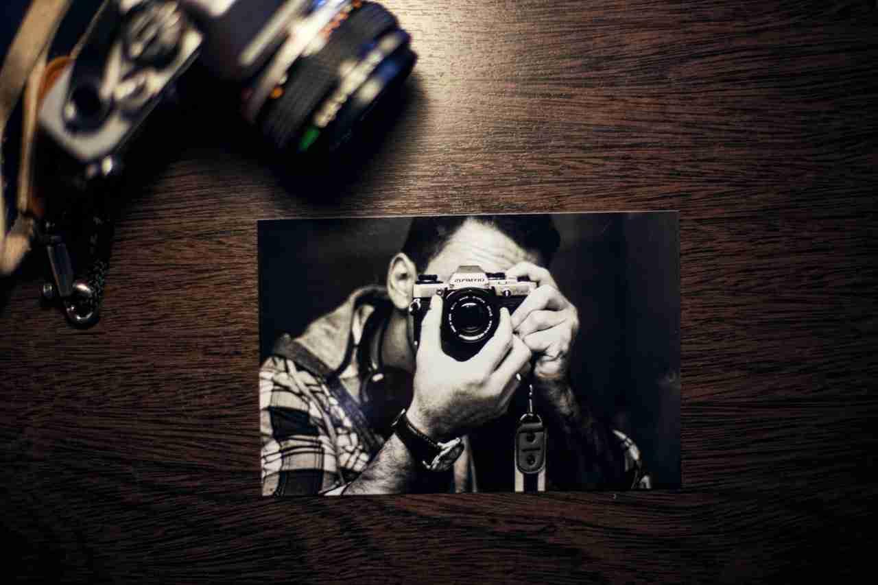 Foto schwarz-weiß umwandeln