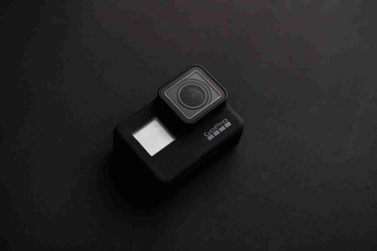 GoPro aufladen Anleitung