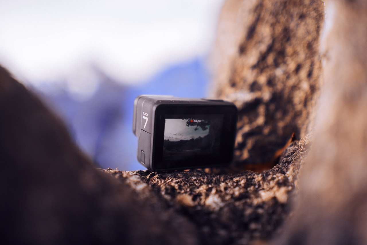 GoPro Video abspielen