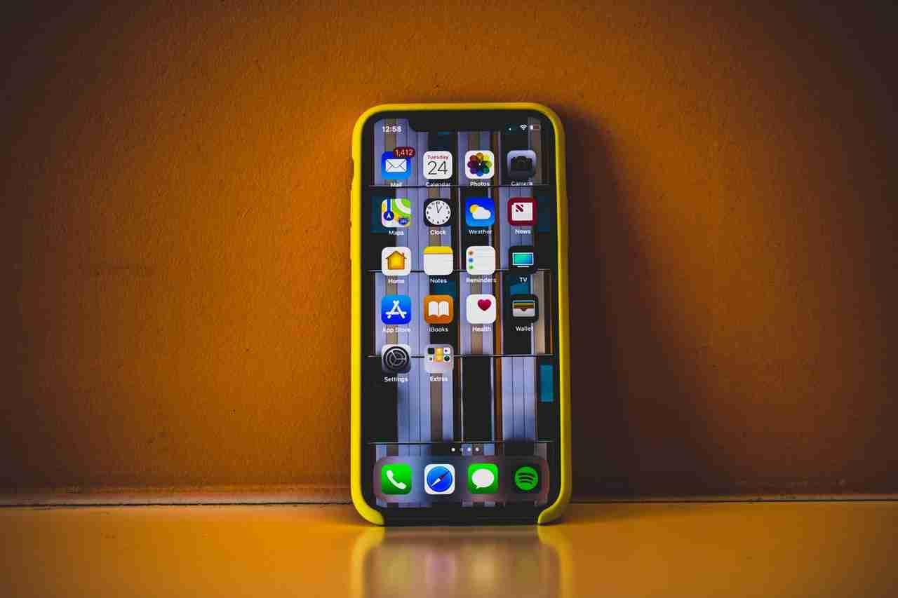 iPhone X Farben