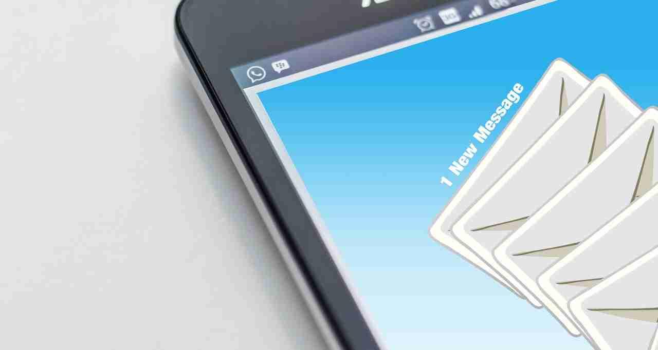 iPhone X E-Mail einrichten