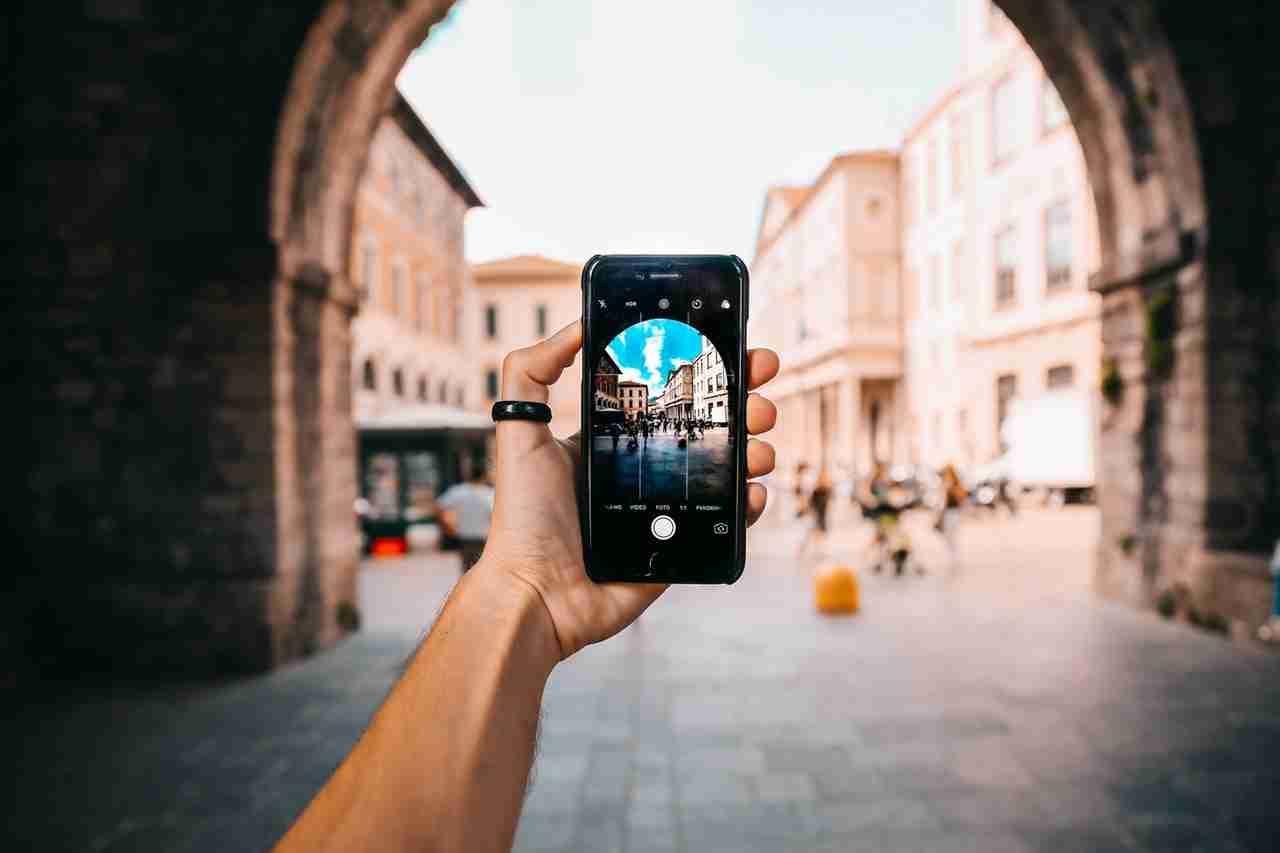iPhone Hintergrundbild