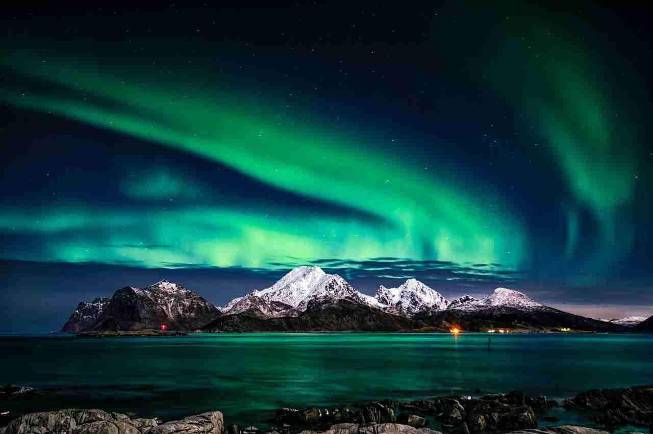 Nordlichter fotografieren