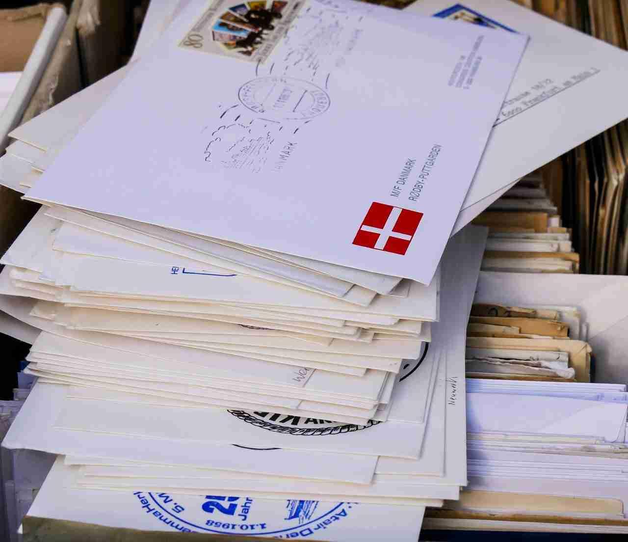 Briefumschlag bedrucken