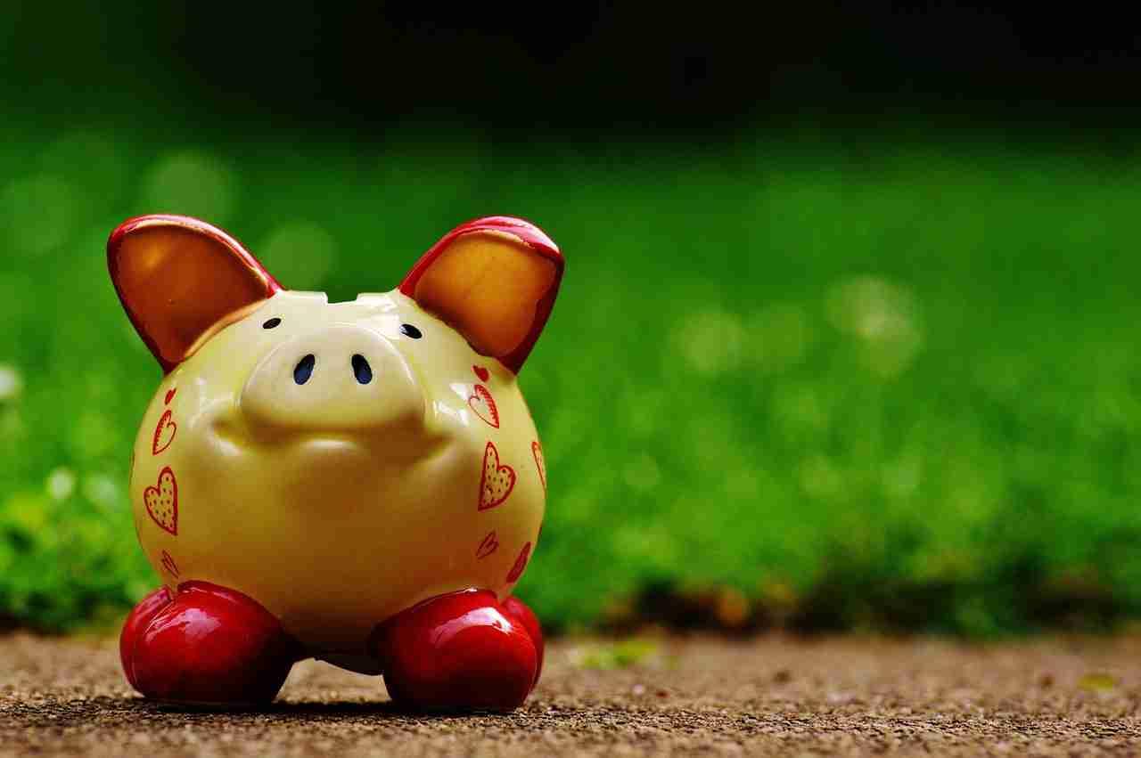 Sparen Haushalt