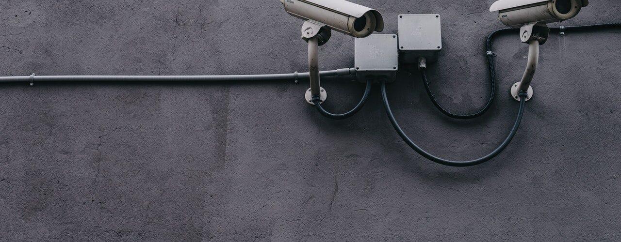 Überwachungskamera eigenes Haus