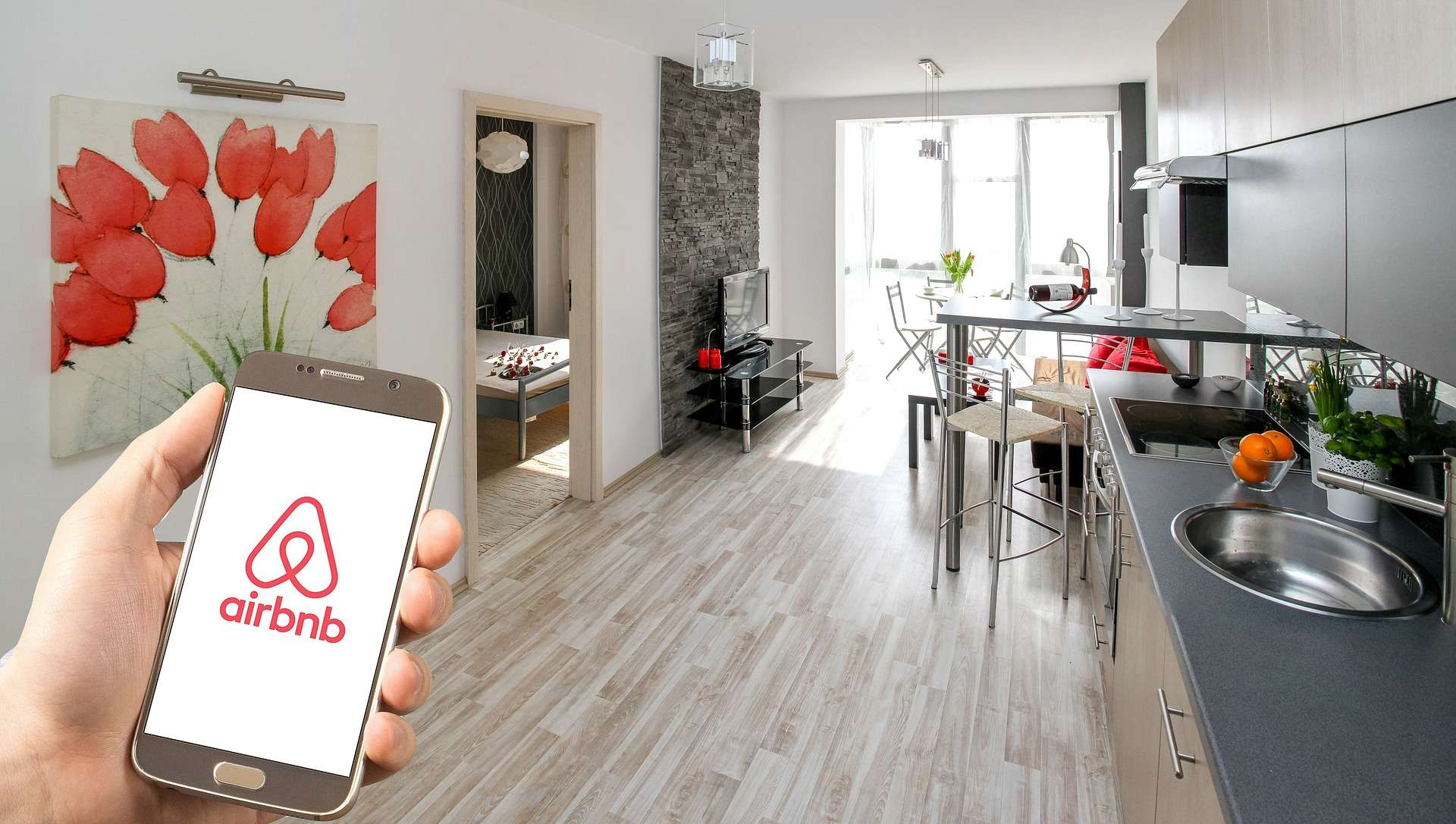 Airbnb Corona