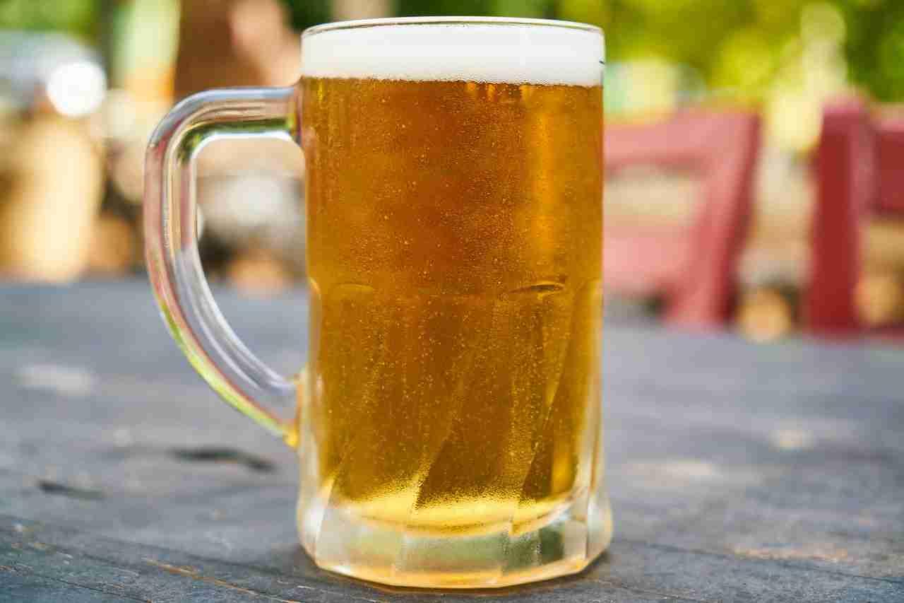 Bier abgelaufen haltbar
