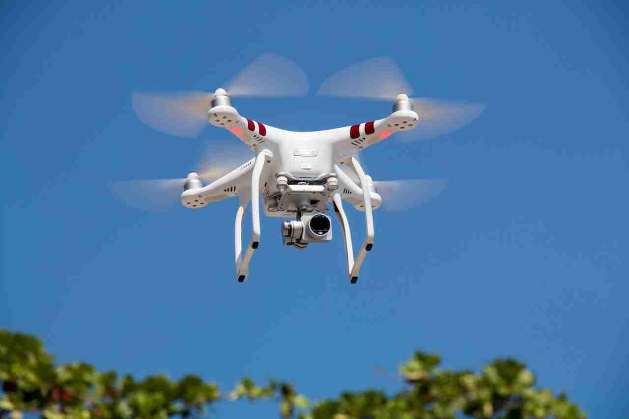 Drohne Flugzeit lange