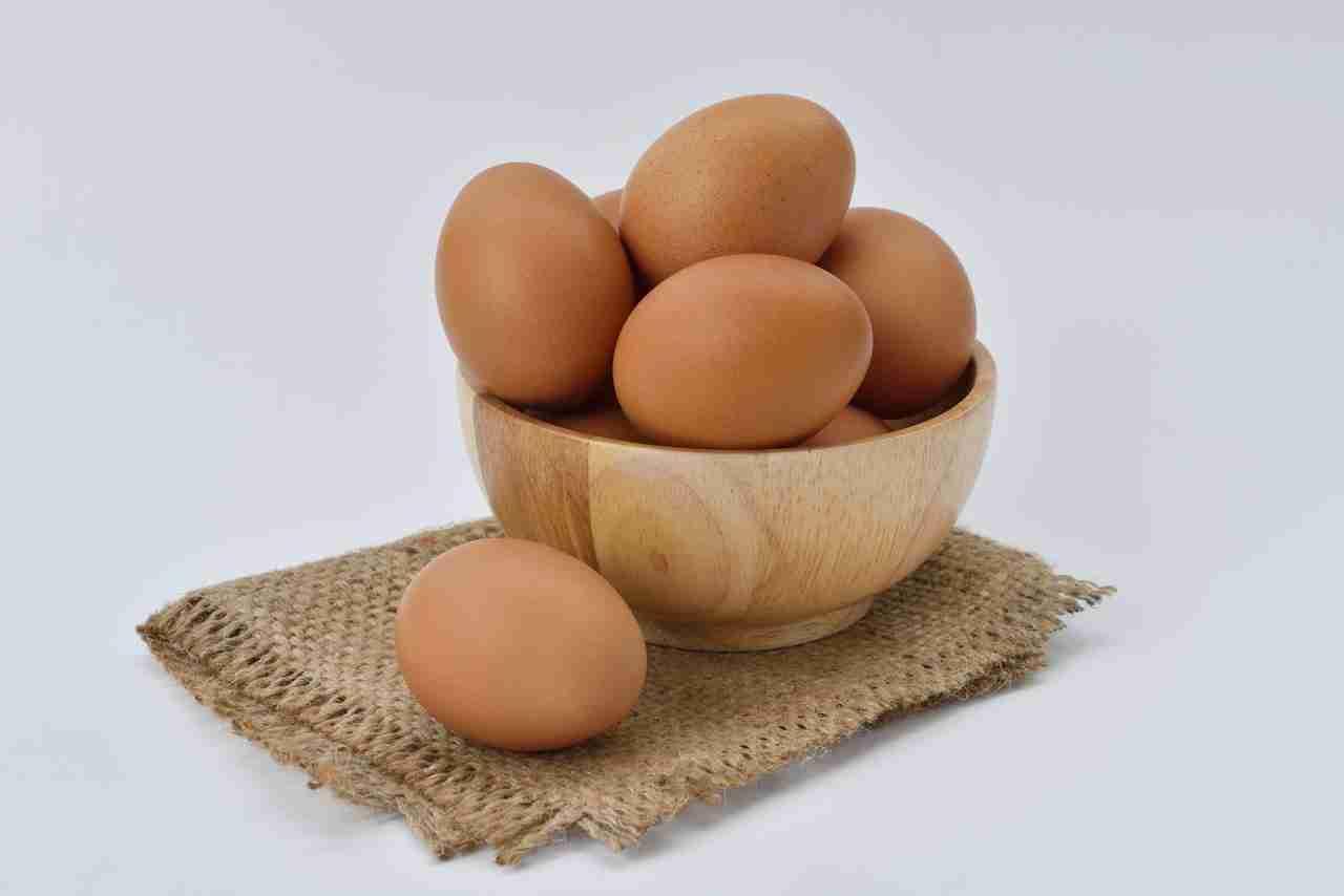 Eier abgelaufen