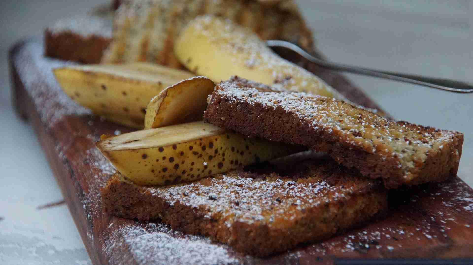 Bananenbrot einfrieren auftauen
