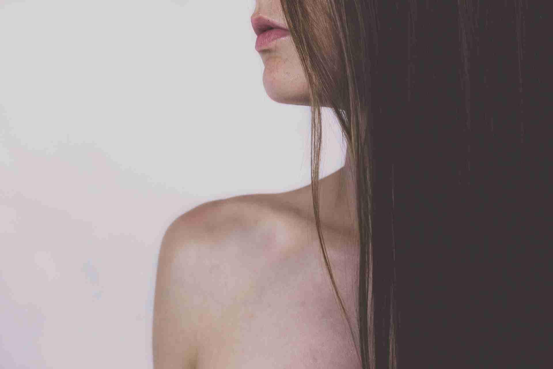 Braune Haare Rotstich