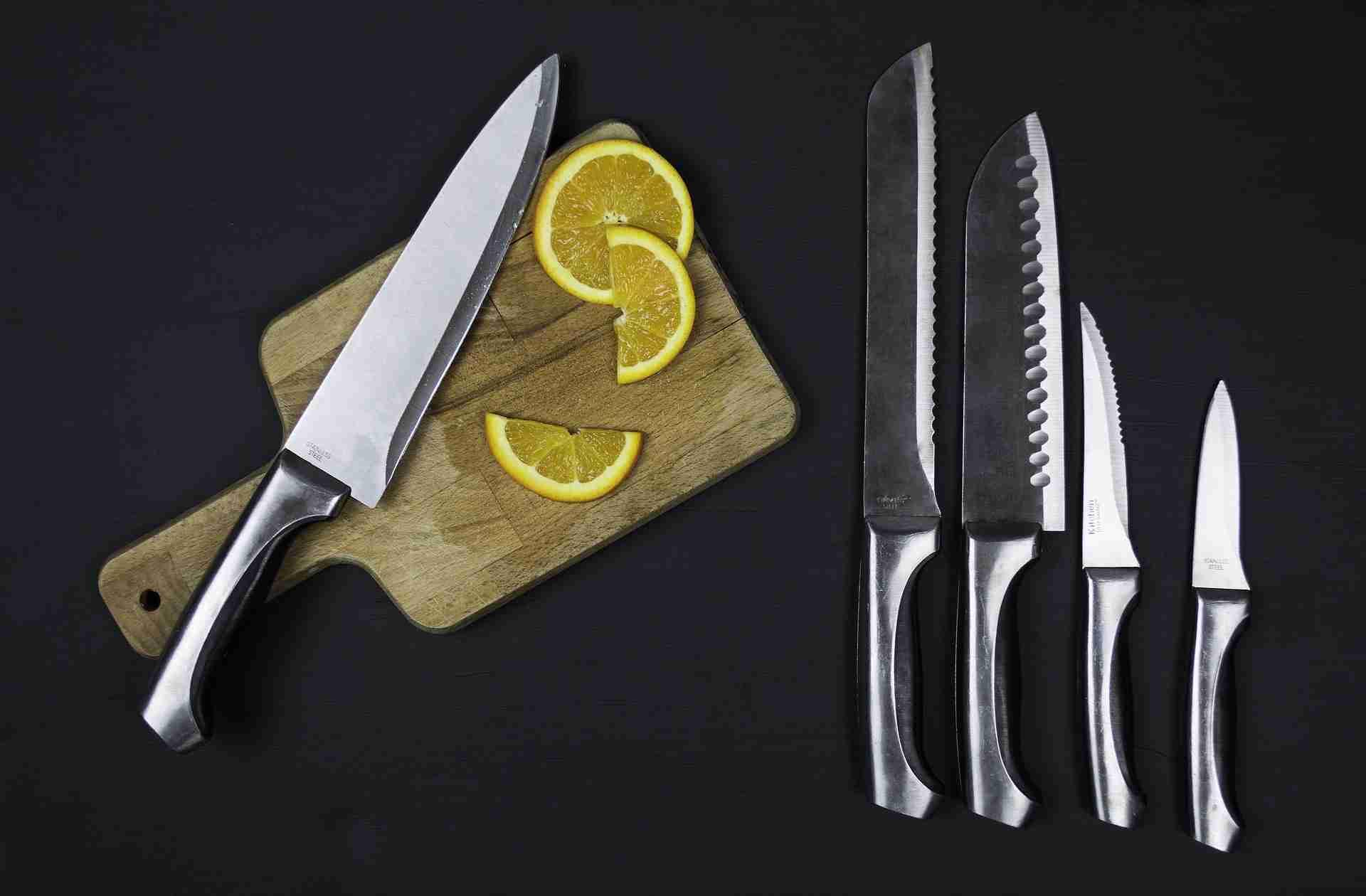Messer entsorgen